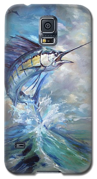 Sailfish And Frigate Galaxy S5 Case