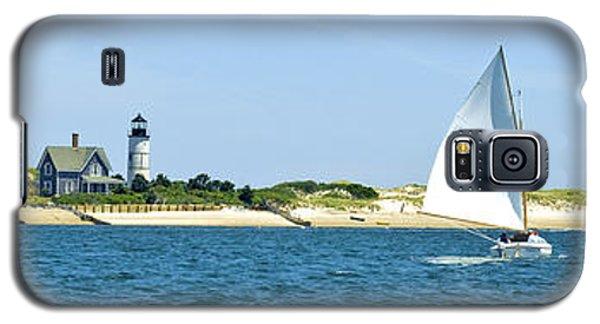 Sailing Around Barnstable Harbor Galaxy S5 Case