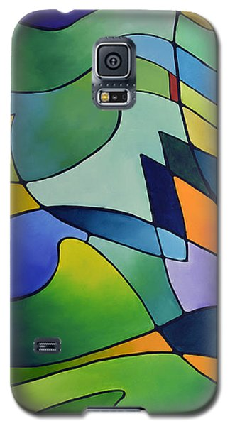 Sailing Away, Canvas One Galaxy S5 Case