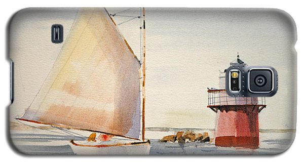 Sailing By Buglight  Galaxy S5 Case