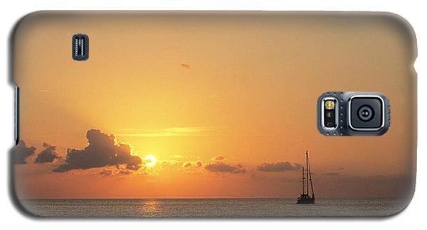 Crusing The Bahamas Galaxy S5 Case