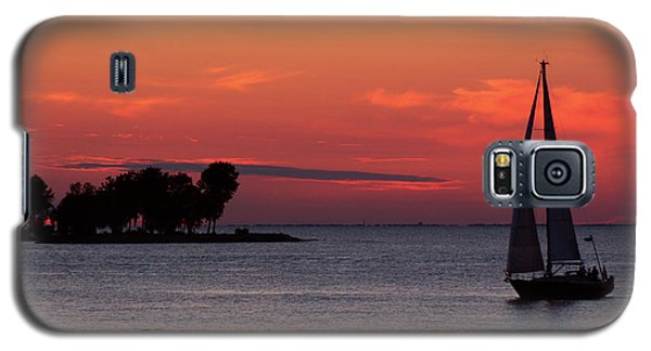 Sailing Home Galaxy S5 Case by Joel Witmeyer