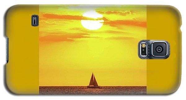 Sailing In Hawaiian Sunshine Galaxy S5 Case