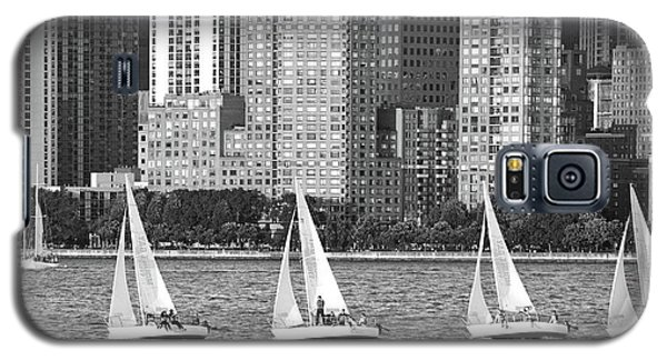 Sailing In New York Harbor No. 3-1 Galaxy S5 Case