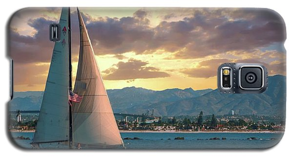 Sailing In San Diego Galaxy S5 Case
