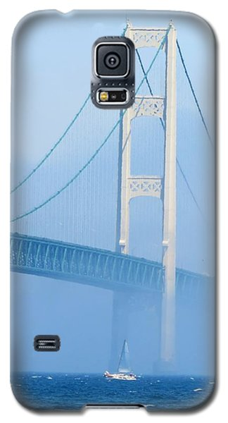 Sailing In The Fog Galaxy S5 Case