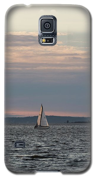 Sailing In The Puget Sound Galaxy S5 Case