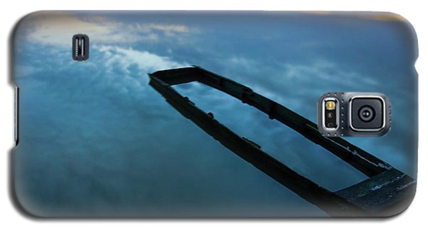 Sailing In The Sky Galaxy S5 Case