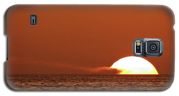 Sailing In The Sunset Galaxy S5 Case
