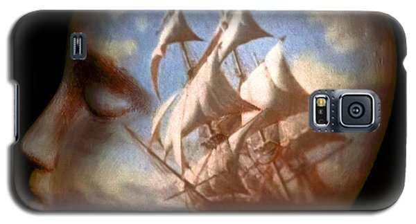 Galaxy S5 Case featuring the photograph Sailing by Jeff  Gettis