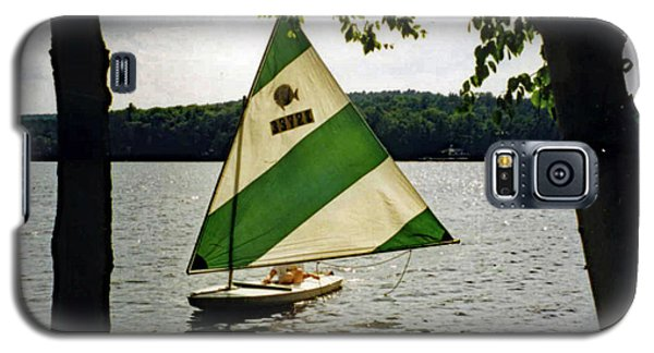 Sailing On Lake Dunmore No. 1 Galaxy S5 Case
