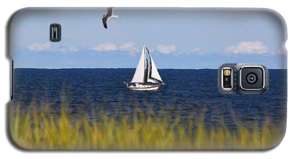 Sailing On Long Beach Island Galaxy S5 Case