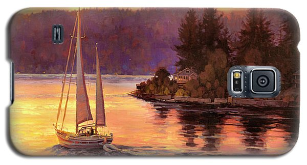 Sailing On The Sound Galaxy S5 Case