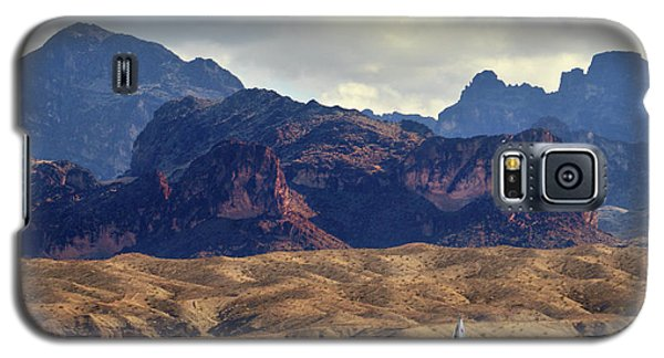 Sailing Past The Sleeping Dragon Galaxy S5 Case
