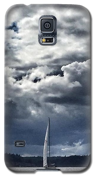 Sailing Puget Sound Galaxy S5 Case