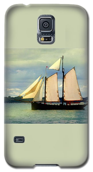 Sailing The Sunny Sea Galaxy S5 Case