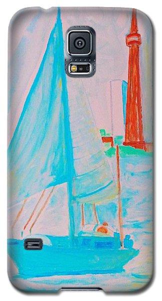 Sailing Toronto, Canada Galaxy S5 Case