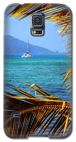 Galaxy S5 Case featuring the photograph Sailing Vacation by Alexey Stiop