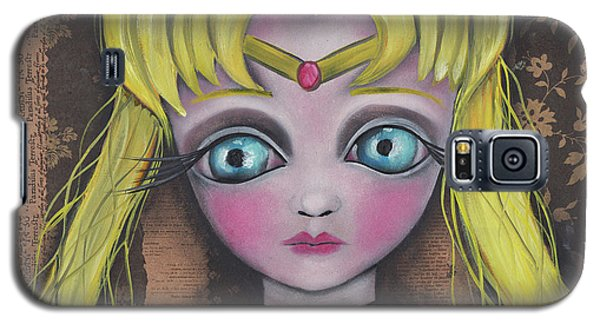 Sailor Moon Galaxy S5 Case by Abril Andrade Griffith