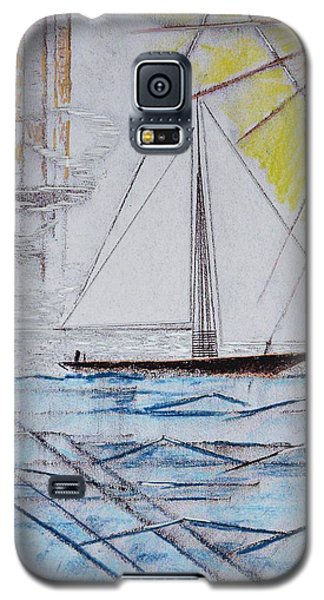 Sailors Delight Galaxy S5 Case by J R Seymour