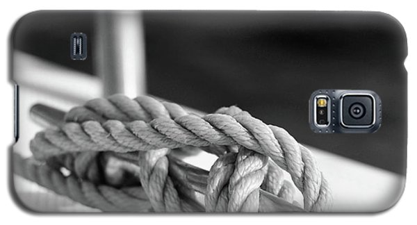 Sailor's Knot Square Galaxy S5 Case