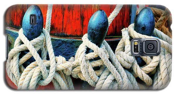 Sailor's Ropes Galaxy S5 Case