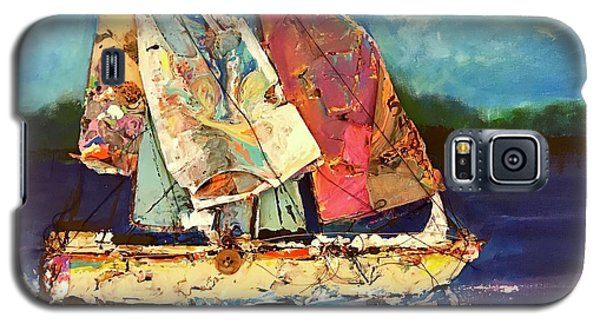 Sails Away Galaxy S5 Case