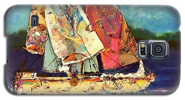 Sails Away Galaxy S5 Case