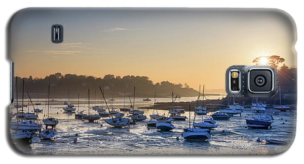 Galaxy S5 Case featuring the photograph Saint Briac by Delphimages Photo Creations