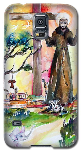 Saint Francis Of Assisi Italy  Galaxy S5 Case