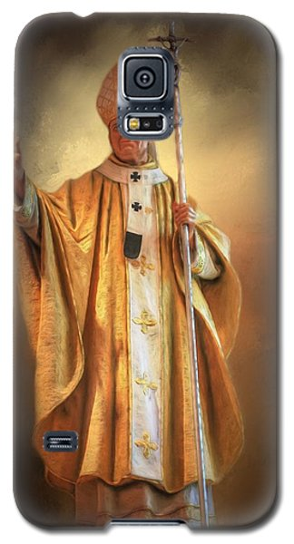Galaxy S5 Case featuring the photograph Saint John Paul The Second by Donna Kennedy
