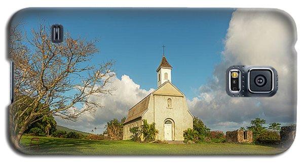 Galaxy S5 Case featuring the photograph Saint Joseph's Church by Ryan Manuel
