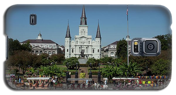 Saint Lewis Cathedral French Quarter New Orleans, La Galaxy S5 Case