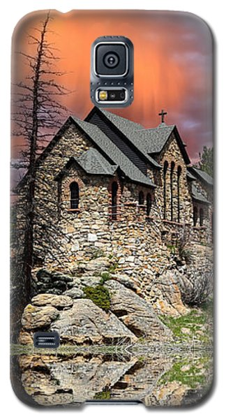 Galaxy S5 Case featuring the photograph Saint Malo Panorama by Shane Bechler