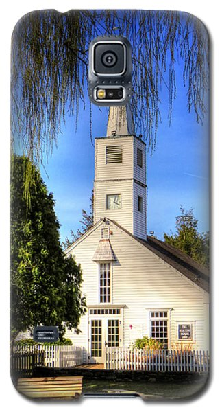 Galaxy S5 Case featuring the photograph Saint Mathais Angelican Church by Tom Prendergast