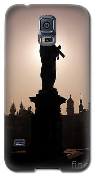 Saint Galaxy S5 Case by Michal Boubin