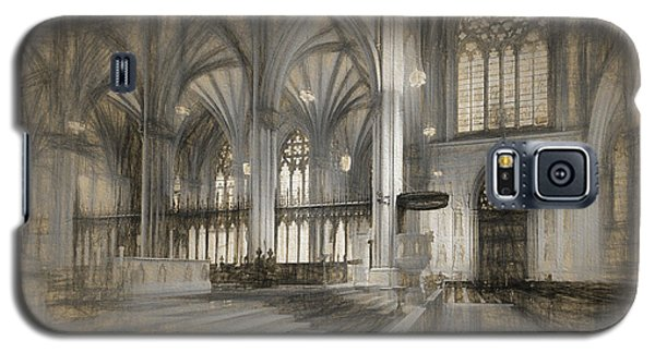 Saint Patrick's Cathedral In New York City Galaxy S5 Case
