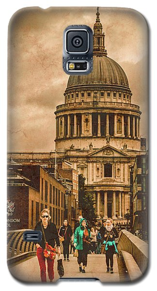 London, England - Saint Paul's In The City Galaxy S5 Case