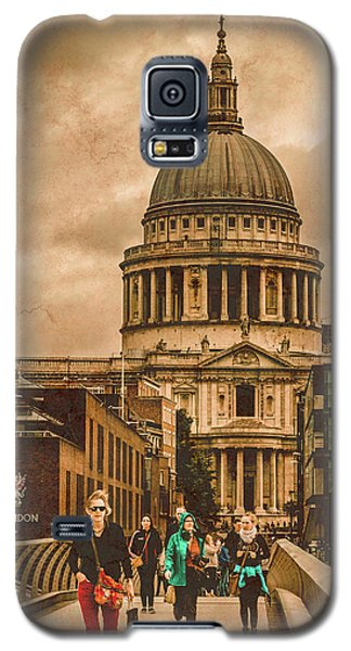 London, England - Saint Paul's In The City Galaxy S5 Case