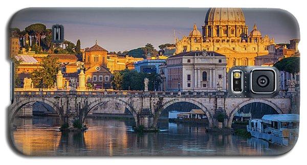 Saint Peters Basilica Galaxy S5 Case