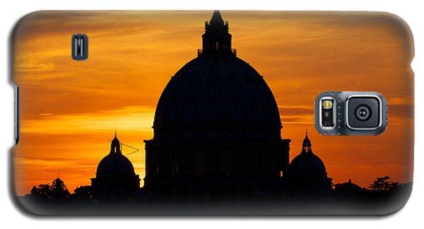 Saint Peters Sunset Galaxy S5 Case