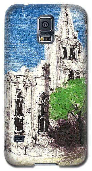 Saint Pierre Avignon Provence Galaxy S5 Case by Martin Stankewitz