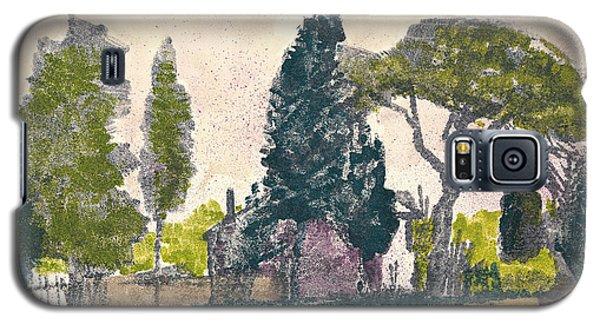Saint Remy De Provence Landscape Galaxy S5 Case by Martin Stankewitz