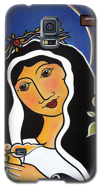 Saint Rita - Patron Of Impossible Causes Galaxy S5 Case