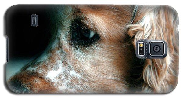 Saint Shaggy Art Photograph  13 Galaxy S5 Case