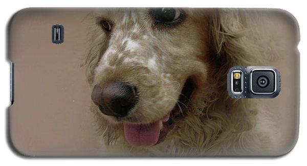 Saint Shaggy Portrait 28 Galaxy S5 Case