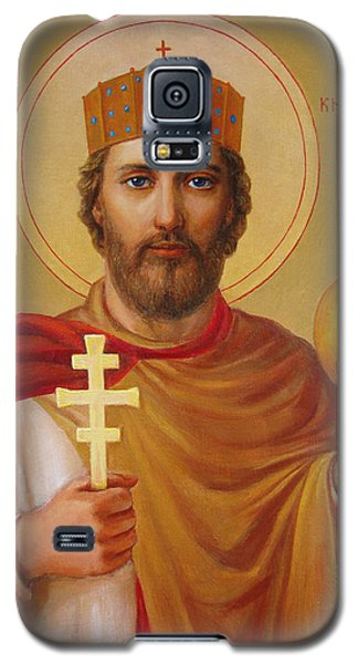 Saint Volodymyr Galaxy S5 Case by Svitozar Nenyuk