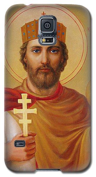Saint Volodymyr Galaxy S5 Case