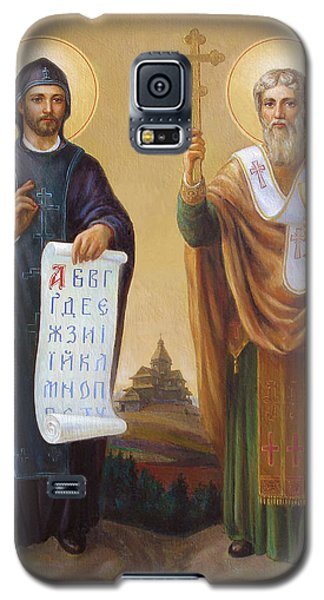 Saints Cyril And Methodius - Missionaries To The Slavs Galaxy S5 Case