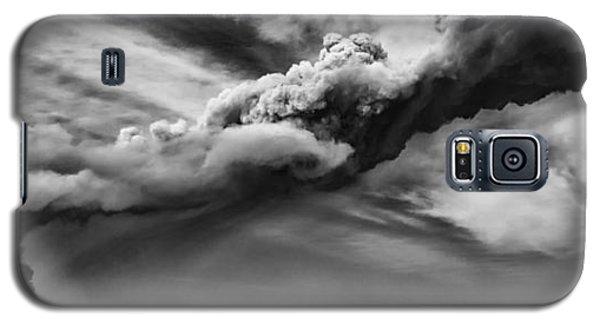 Sakurajima Volcano Galaxy S5 Case